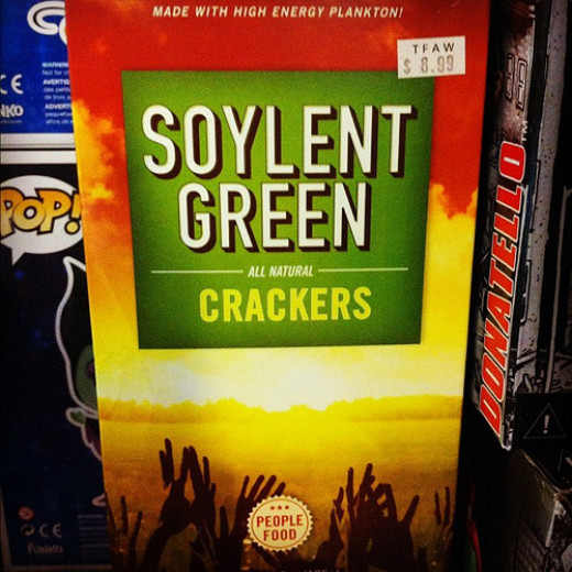 Soylent Green is... crackers by Andree Kröger on Flickr
