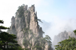 Scenes from the movie Avatar that included floating mountains were based on these real mountains in China
