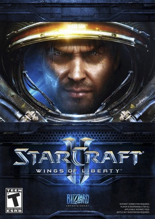 StarCraft 2 PC game cover