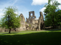 Kirkstall Abbey, Yorkshire, England