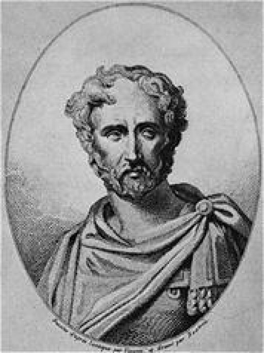Pliny the Elder studied bees in ancient Rome.