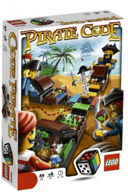 LEGO Pirate Code Game