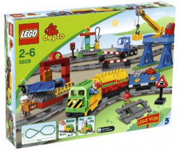 LEGO Duplo Legoville Deluxe Train Set
