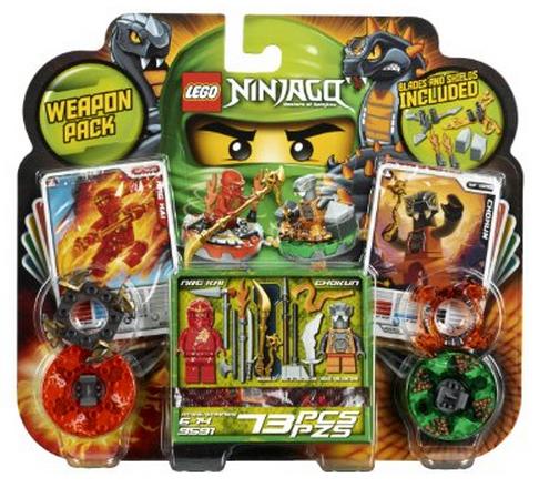 LEGO Ninjago Weapon Pack
