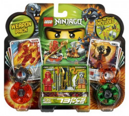 LEGO Ninjago Weapon Pack