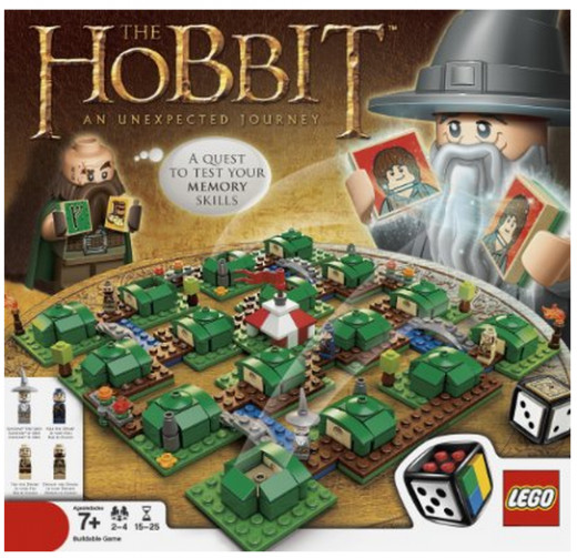 LEGO The Hobbit: An Unexpected Journey