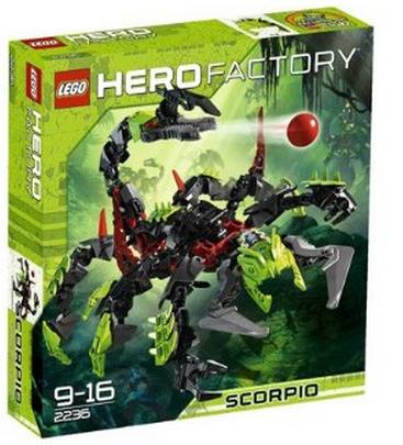 LEGO Hero Factory SCORPIO