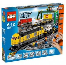 LEGO City Cargo Train