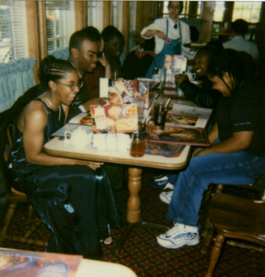 My Wedding Brunch on October 7, 2000