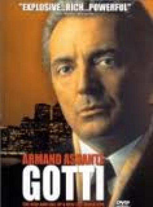 HBO made a movie about John Gotti called Gotti and the Teflon Don was played by Armand Assante. The film follows Gotti's rise and fall as an American gangster.