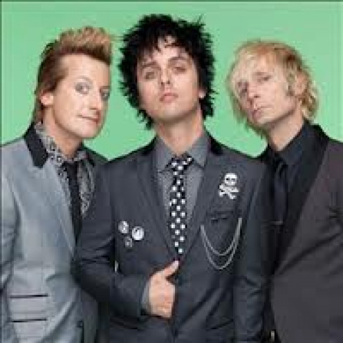 Green Day is a legendary rock band with a grunge mixture. They have some mellow music as well as some very deep music too.