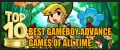 Top 10 Best Gameboy Advance Games of all time