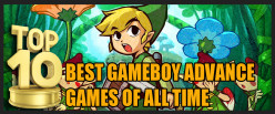 Top 10 Best Game boy Advance Games of all time