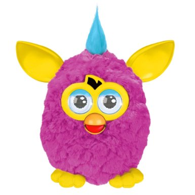 Pink & Yellow Furby 2013