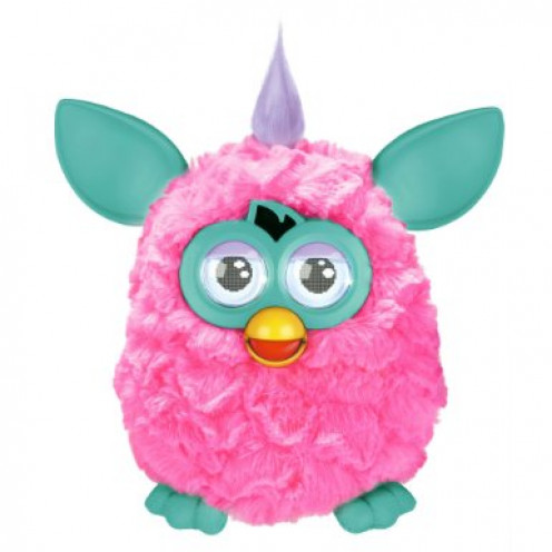 Pink & Teale Furby 2013