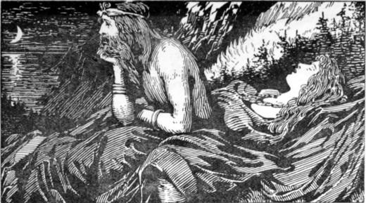 W.G. Collingwood (1908) - Njörd