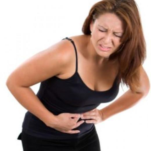 Cramping pains