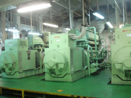 Auxiliary Engines