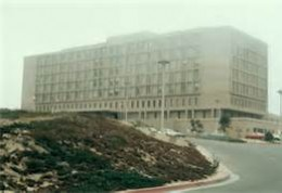 Hospital at Fort Ord