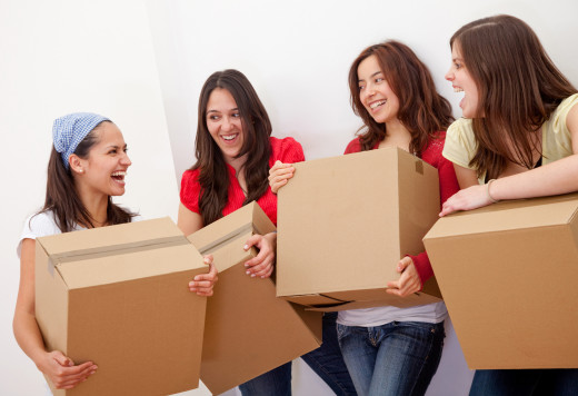 Pack early so you can be smiling on your move day! Or at least not frowning. :)