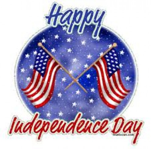 Independence Day is a great time to celebrate with friends, family and co-workers.