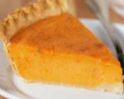 North Carolina Sweet Potato Pie