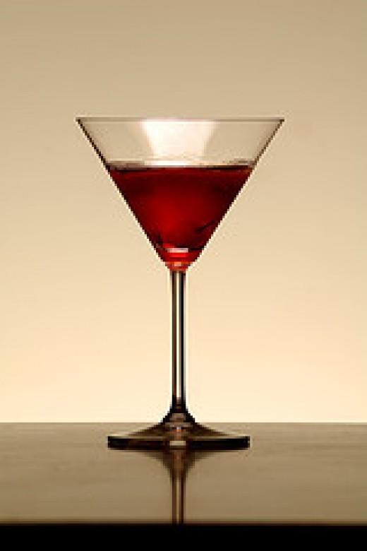 Perfect Manhattan Drink