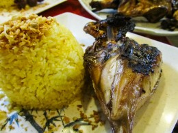 Aida's Chicken Inasal in Manokan Country