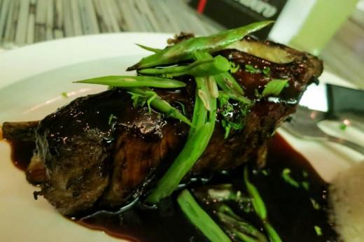 Quasi-fine yet inexpensive dining experience in Pepe's Restaurant