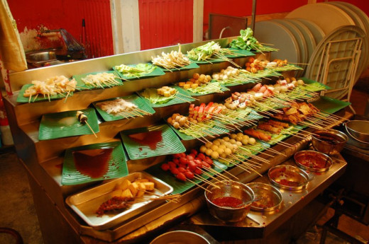 Street Food at Penang
