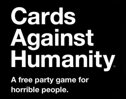 Party Game For Horrible People