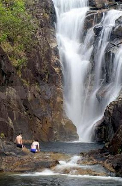 Waterfalls, rain forests and other natural attractions make Belize a popular stop.