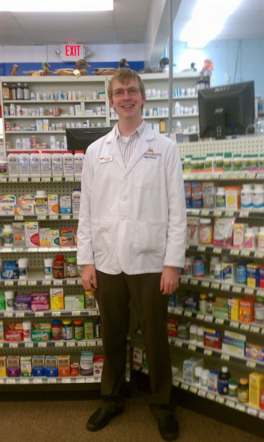 Your pharmacist is the expert on medicine, both OTC and prescription.
