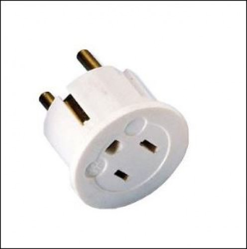 German Plug Adapter