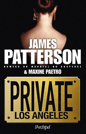 Patterson's latest book