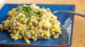 Roasted Corn Salad with Lime and Cilantro