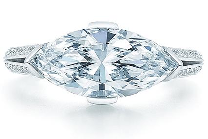 Marquis Cut Diamond
