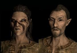 The Bosmer race.