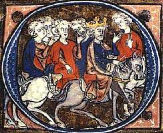Early Arthurian Poets