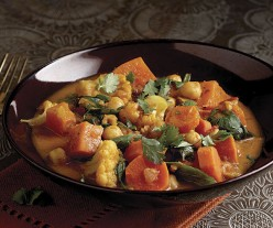 Curried Vegetables