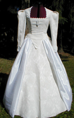 Wedding Gown Traditions