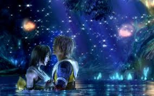 Final Fantasy was a science fiction video game turned into a movie with great music and sound effects to compliment the story line.