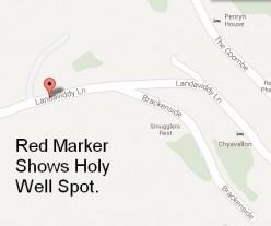 Polperro Holy Well, Cornwall