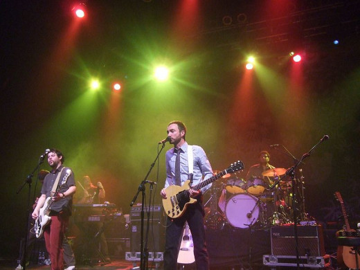 The Shins Performing in London 2007