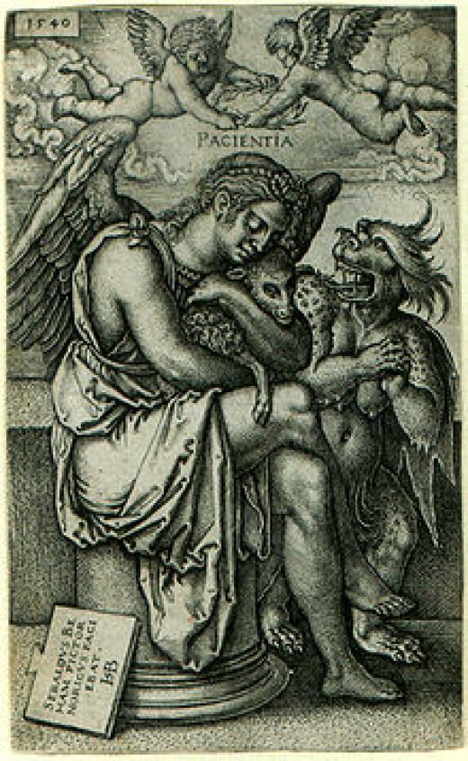 Hans Sebald Beham [Public domain], via Wikimedia Commons
