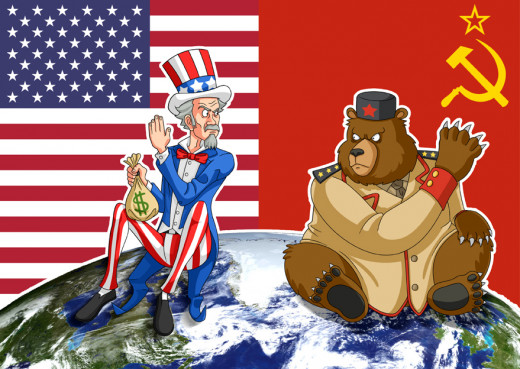 U.S. and Soviet Union during the Cold War