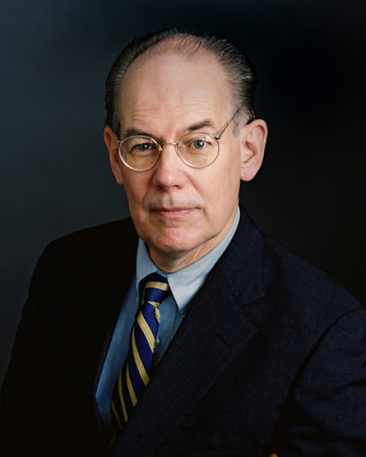 John Mearsheimer, political scientist and Professor of Political Science at the University of Chicago