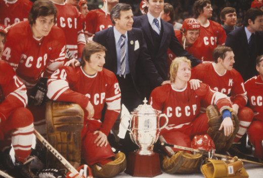 Soviet hockey team defined greatness