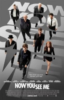 Movie Review of Now You See Me