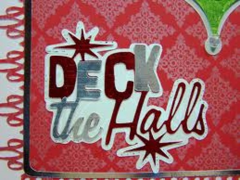 Deck the Halls is an upbeat jingle celebrating the Christmas holidays.
